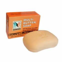 Multi-Butter Soap