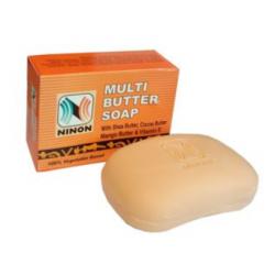 Multi-Butter Soap