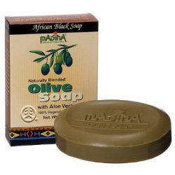 Olive Soap With Aloe Vera 3.5oz Item No S0021