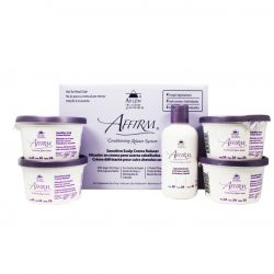 Avlon Affirm Sensitive Scalp Relaxer 4 Pack