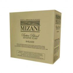 Mizani Butter Blend Sensitive Scalp Relaxer Kit 7.5 oz 4 Applications