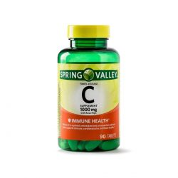 Vitamin C Immune Health - Spring Valley Release Tablets, 1000mg