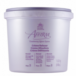 Affirm Conditioning Creme Relaxer Normal 4 lb