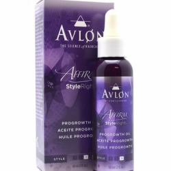 Affirm Moistur Style Right Pro Growth Oil 2 oz