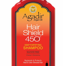 Agadir Argan Oil Hair Shield 450 Deep Fortifying Shampoo 12.4 oz