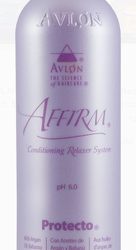 Avlon Affirm Protecto Pre Relaxer Conditioner 8 oz