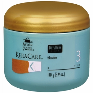 Avlon KeraCare 3 Dry & Itchy Scalp Glossifier 3.9 oz