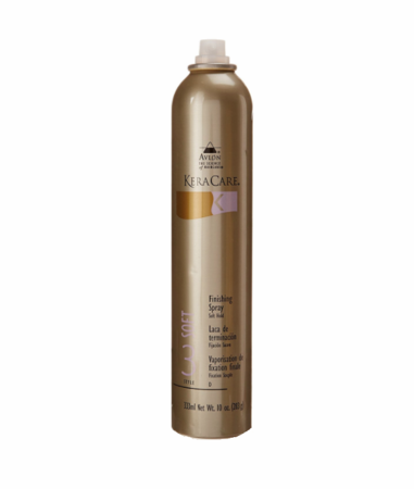 Avlon KeraCare Finishing Spray Medium Hold 10oz