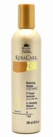 Avlon KeraCare Moisturizing Shampoo for Color Treated Hair 8 oz
