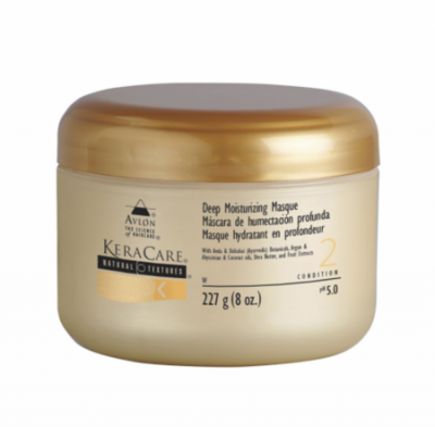 Avlon KeraCare Natural Textures Deep Moisturizing Masque 8 oz
