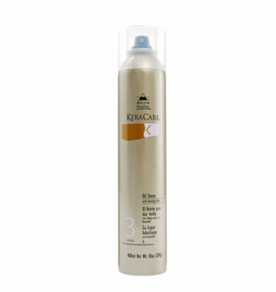 Avlon KeraCare Oil Sheen With Humidity Block 11 oz