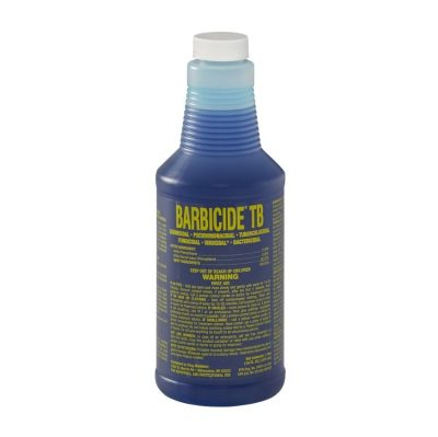Barbicide Disinfectant New 16 oz Quatz Sterilizer