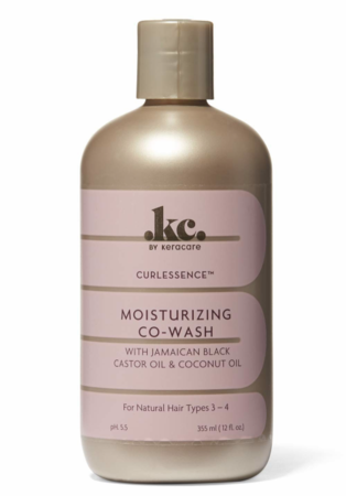 KeraCare Curlessence Moisturizing Co-Wash 12 oz