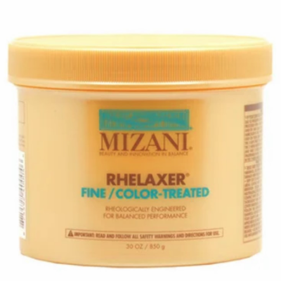 Mizani Hair Rhelaxer Fine / Color Treated 30 oz