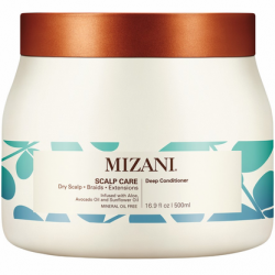Mizani Scalp Care Deep Conditioner 16.9 oz
