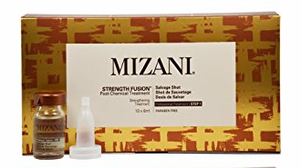 Mizani Strength Fusion Salvage Shot Treatment (10 vials)