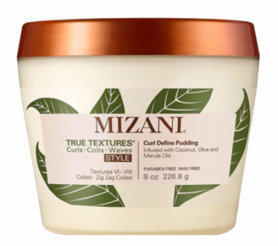 Mizani True Textures Curl Define Pudding 8 oz