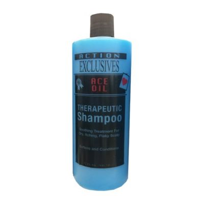 Action Exclusives Therapeutic Shampoo 32 Oz