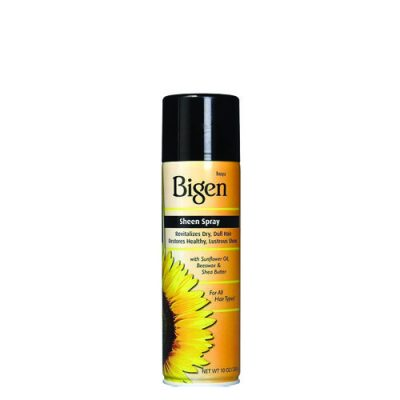 Bigen Oil Sheen Spray 10 Oz