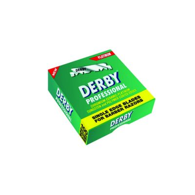 Derby Single Edge Razor Blades D116