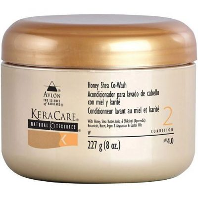 Kera Care Honey Shea Co-Wash 8 oz
