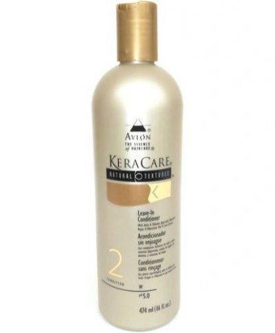 Kera Care Natural Textures Leave In Conditioner 16 oz