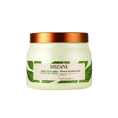 Mizani Tru Textures Clay Steam Mask 16.9 Oz