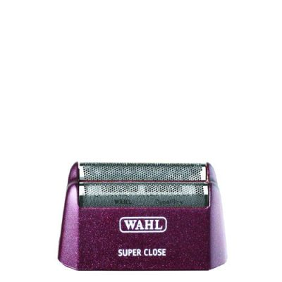 Wahl A/S Shaver Head Burgundy W/Silver Foil 7031-400 Super Close