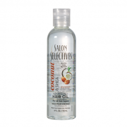 Hair Oil with Coconut Shea Butter