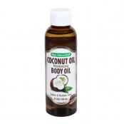 Spa Naturals Coconut Moisturizing Body Oil, 4.5 oz. Bottles