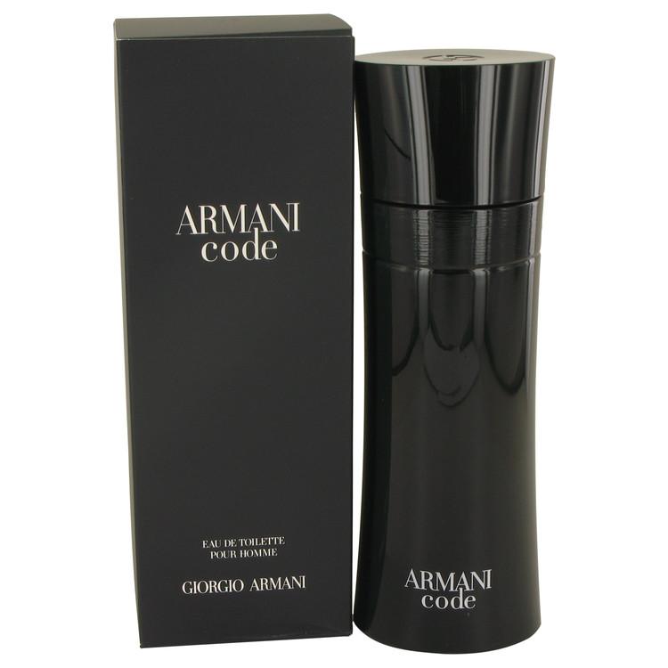 Armani Code Cologne By Giorgio Armani Eau De Toilette Spray