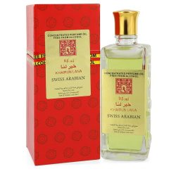 Khairun Lana Perfume By Swiss Arabian Concentrated Perfume Oil Free From Alcohol (Unisex)