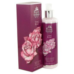 True Rose Perfume By Woods Of Windsor Body Lotion