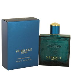 Versace Eros Cologne By Versace After Shave Lotion