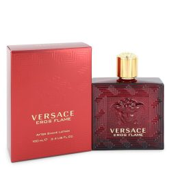 Versace Eros Flame Cologne By Versace After Shave Lotion