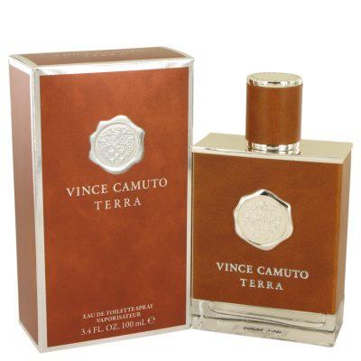 Vince Camuto Terra Cologne By Vince Camuto Eau De Toilette Spray