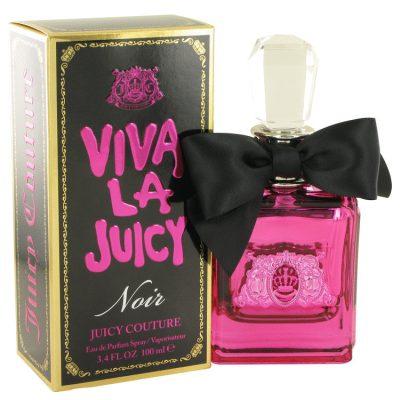 Viva La Juicy Noir Perfume By Juicy Couture Eau De Parfum Spray