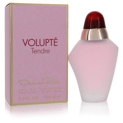 Volupte Tendre Perfume By Oscar De La Renta Eau De Toilette Spray