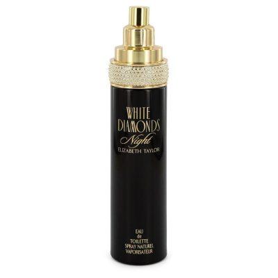 White Diamonds Night Perfume By Elizabeth Taylor Eau De Toilette Spray (Tester)