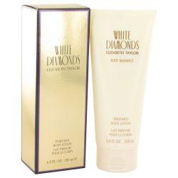 White Diamonds Perfume By Elizabeth Taylor Body Lotion