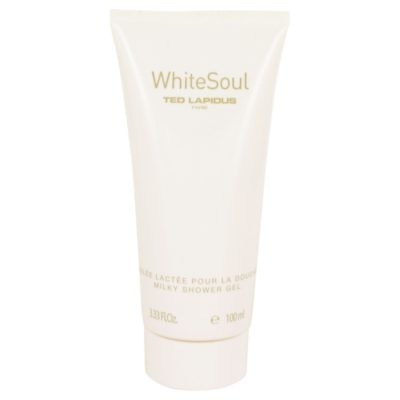 White Soul Perfume By Ted Lapidus Shower Gel