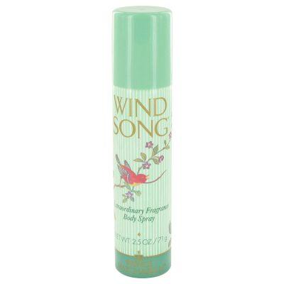 Wind Song Perfume By Prince Matchabelli Deodorant Spray