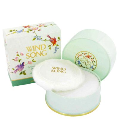 Wind Song Perfume By Prince Matchabelli Dusting Powder