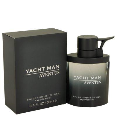 Yacht Man Aventus Cologne By Myrurgia Eau De Toilette Spray