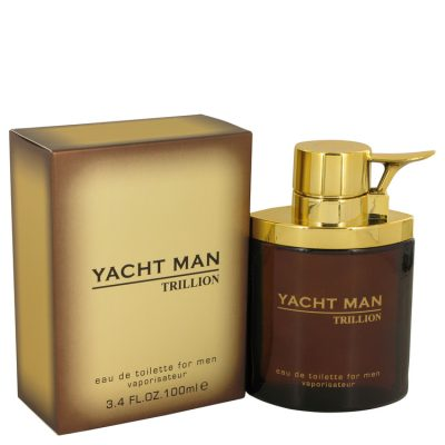 Yacht Man Trillion Cologne By Myrurgia Eau De Toilette Spray