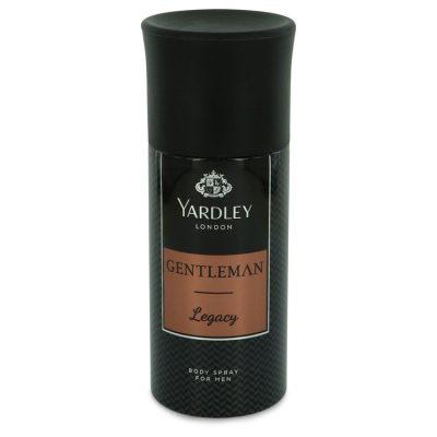 Yardley Gentleman Legacy Cologne By Yardley London Deodorant Body Spray