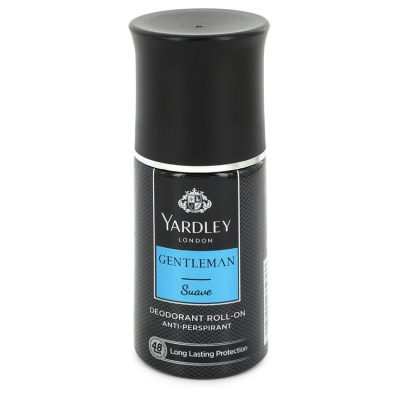 Yardley Gentleman Suave Cologne By Yardley London Deodorant Roll-On Alcohol Free
