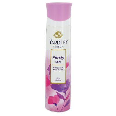 Yardley Morning Dew Perfume By Yardley London Refreshing Body Spray