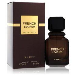 Zaien French Leather Cologne By Zaien Eau De Parfum Spray
