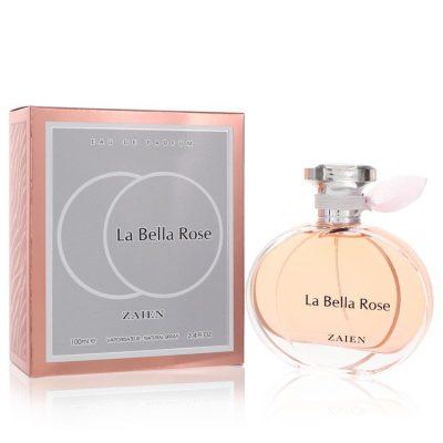 Zaien La Bella Rose Perfume By Zaien Eau De Parfum Spray